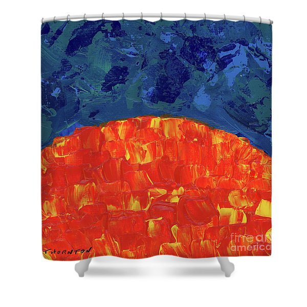 Sunrise Sunset 6 Shower Curtain