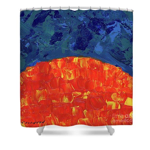 Sunrise Sunset 6 Shower Curtain