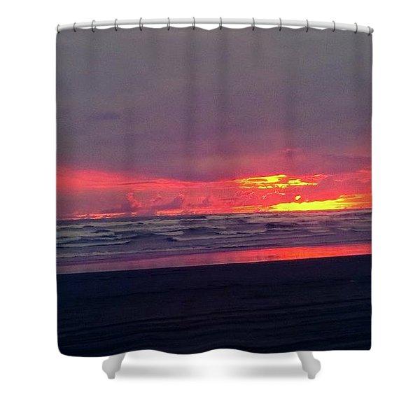 Sunset #1 Shower Curtain