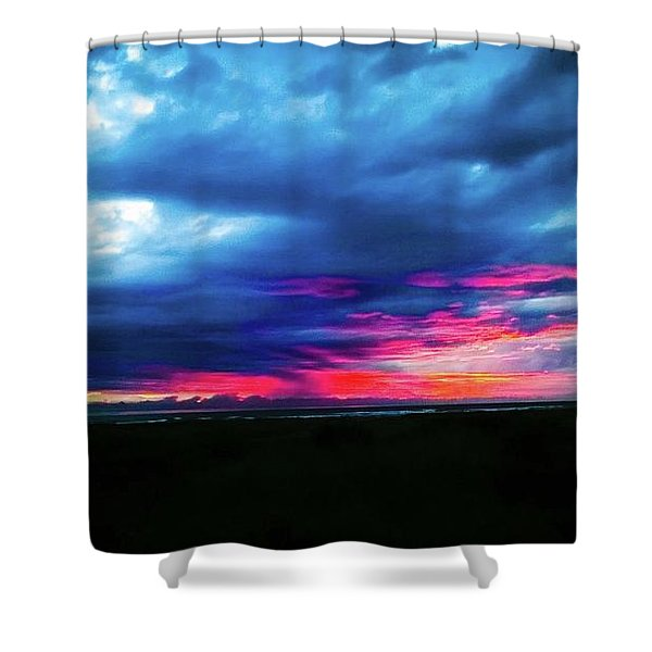 Sunset #2 Shower Curtain