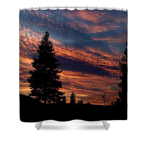 Sunset 2 Shower Curtain
