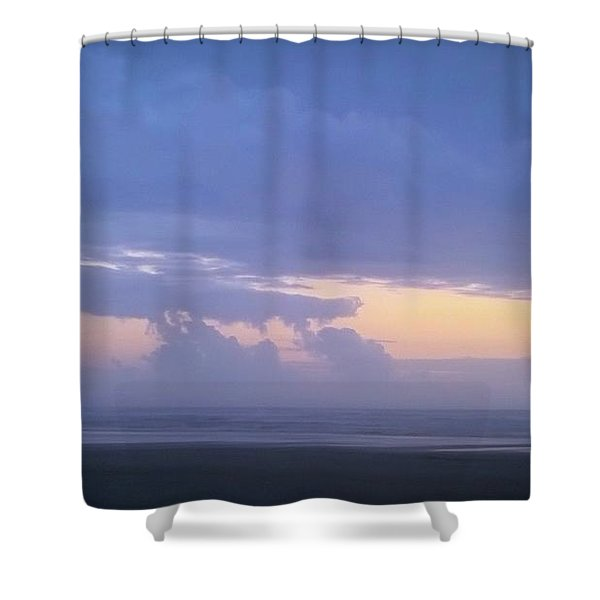 Sunset #7 Shower Curtain