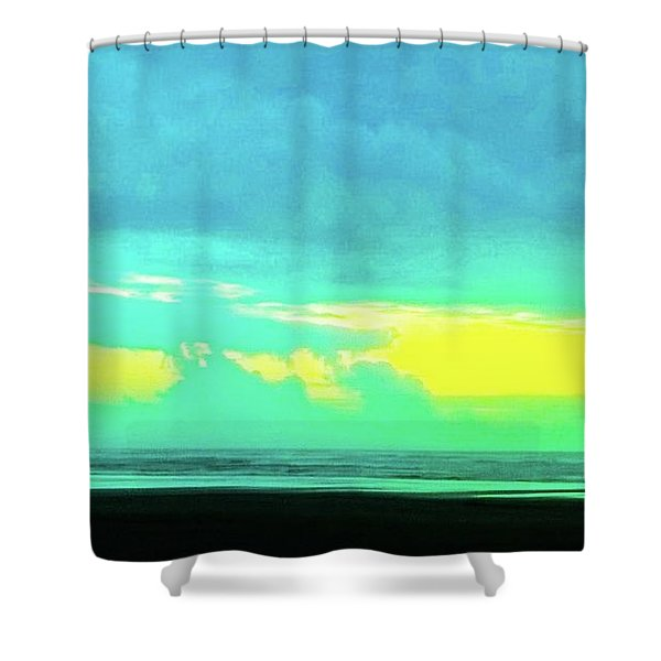 Sunset #8 Shower Curtain