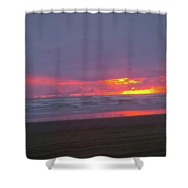 Sunset #9 Shower Curtain