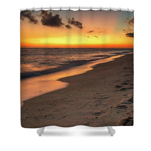 Sunset Boracay Philippines Shower Curtain