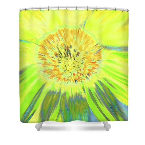 Sunshake Shower Curtain