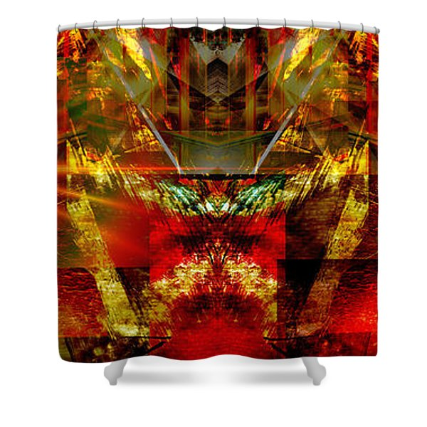 Sunshine.. Shower Curtain