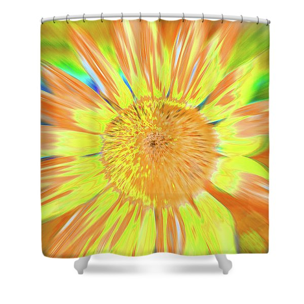 Sunsoaring Shower Curtain