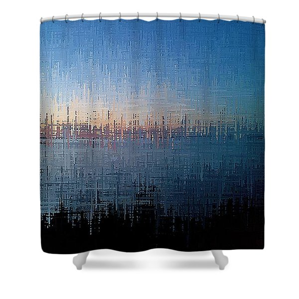 Superior Dawn Shower Curtain
