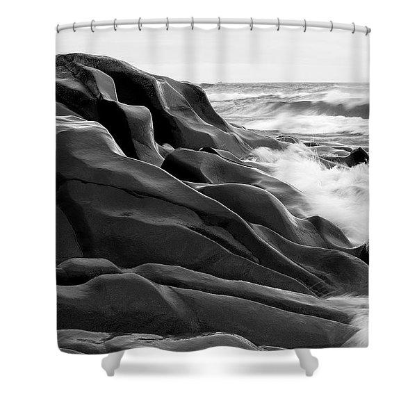 Superior Edge        Shower Curtain
