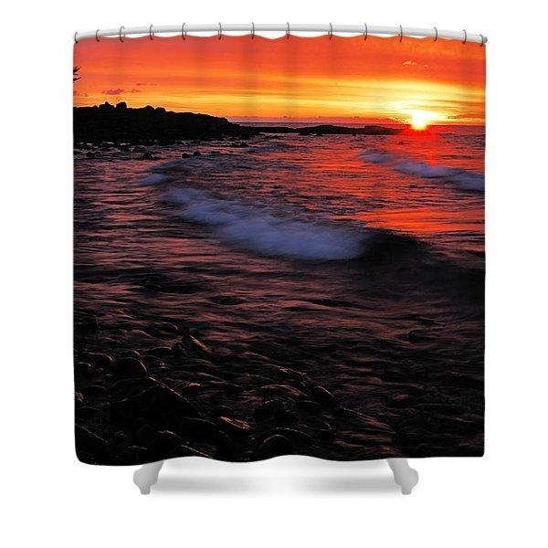 Superior Sunrise 2 Shower Curtain