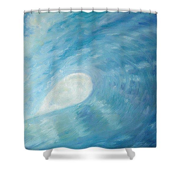 Surf Dreams Shower Curtain