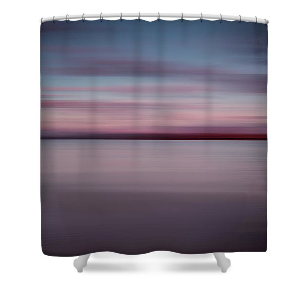 Surreal Beach Shower Curtain