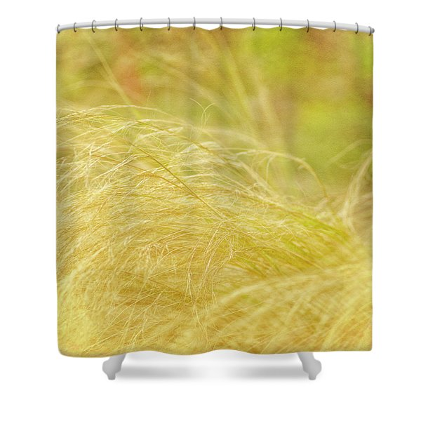 Swaying  Shower Curtain