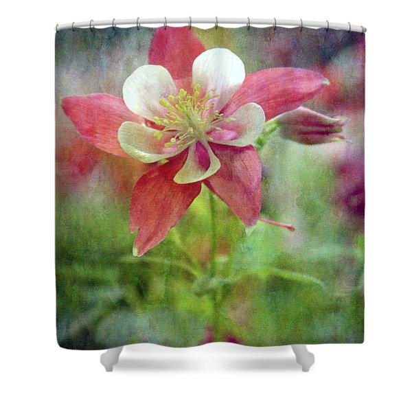 Sweet Columbine 9281 Idp_2 Shower Curtain