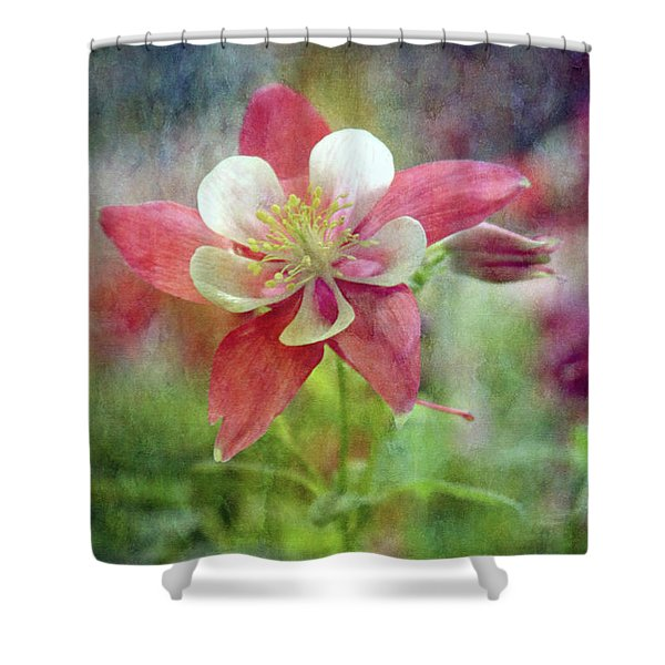 Sweet Columbine 9281 Idp_2 Shower Curtain