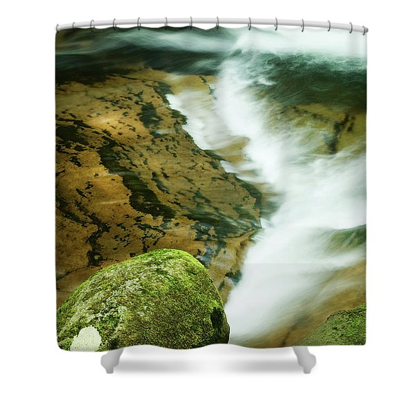 Sweet Creek Shower Curtain