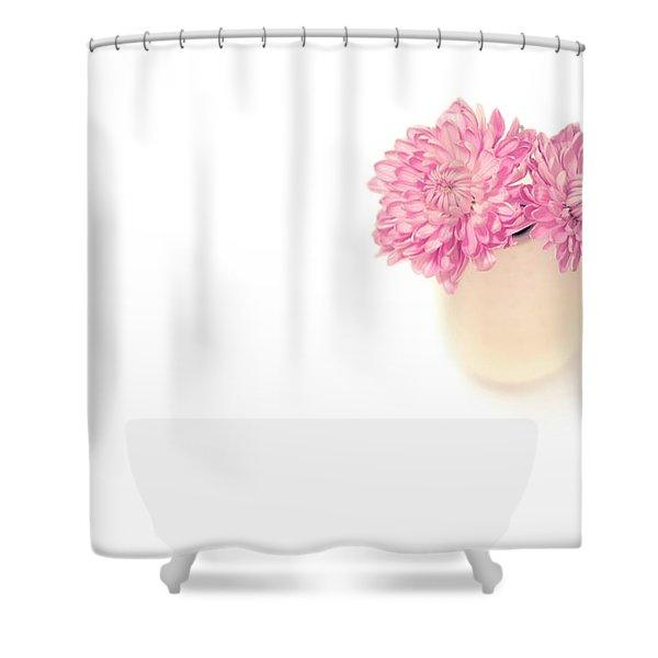 Sweet Harmony Shower Curtain