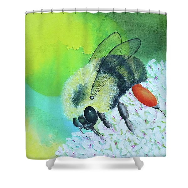 Sweet Harvest Shower Curtain