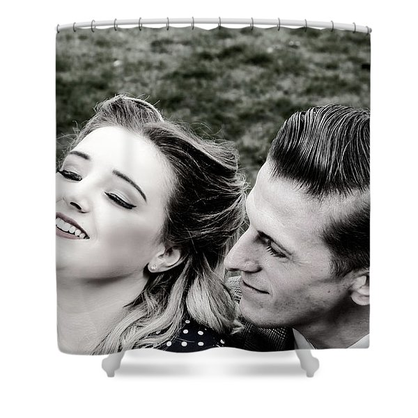 Sweet Nothings Shower Curtain