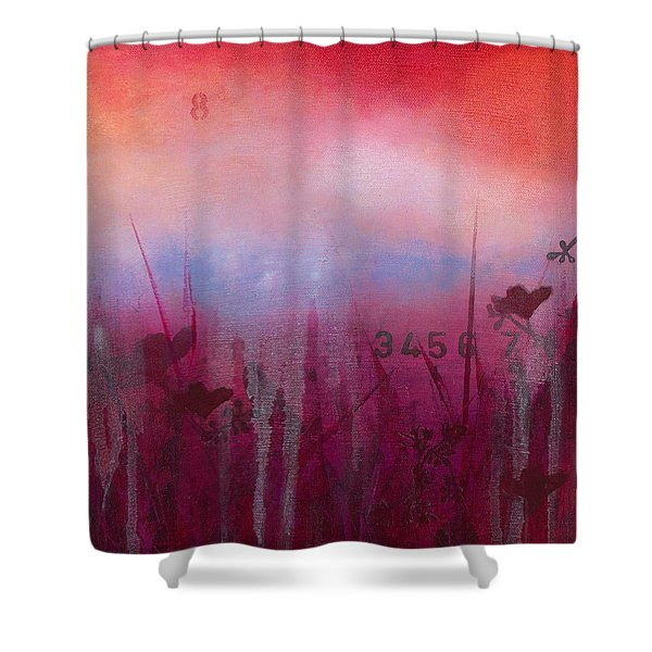 Sweet Sincere Shower Curtain