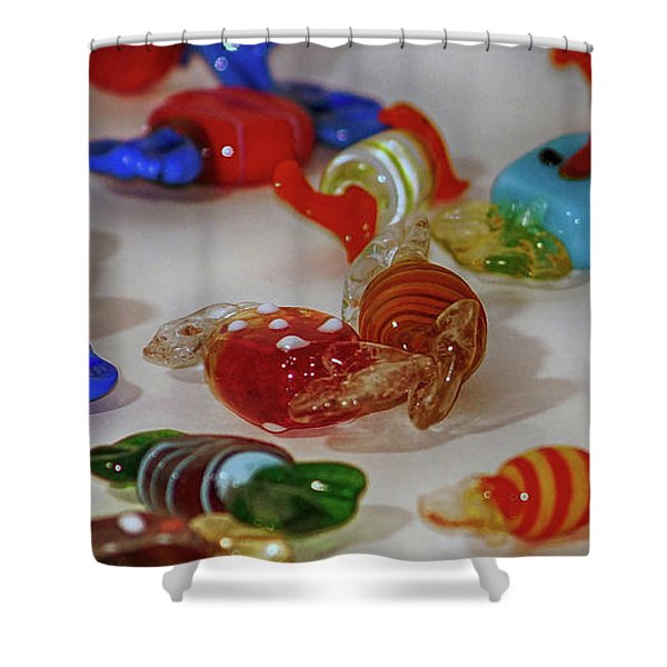 Sweets For My Sweet 4 Shower Curtain
