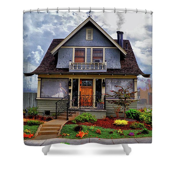 And Everything Nice Shower Curtain
