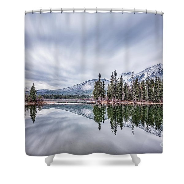 Symphony Of Enchanted Lands Shower Curtain