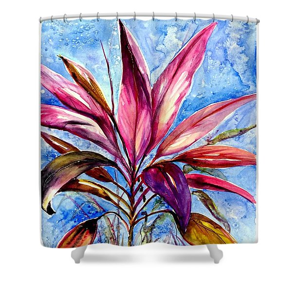 Symphony Of Red Shower Curtain