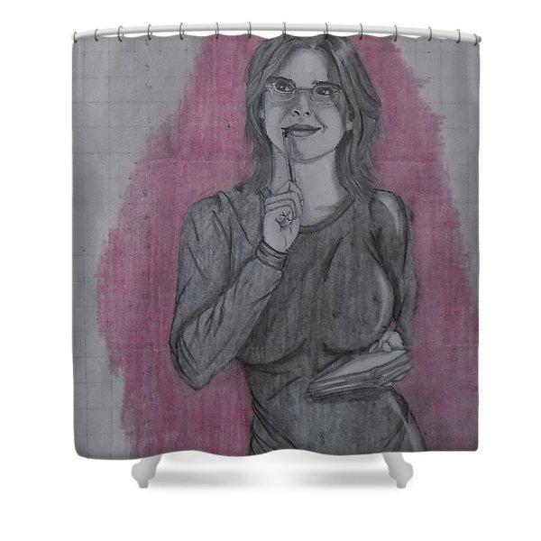 T4C Shower Curtain