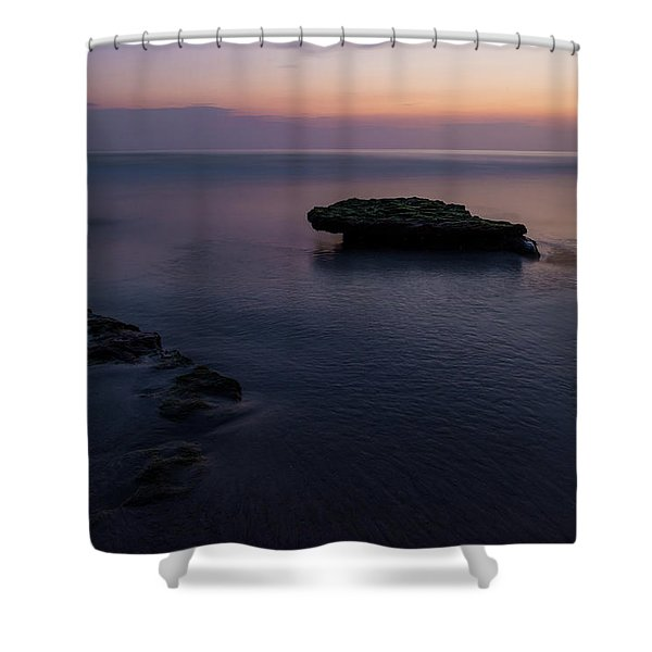 Tabletops Shower Curtain