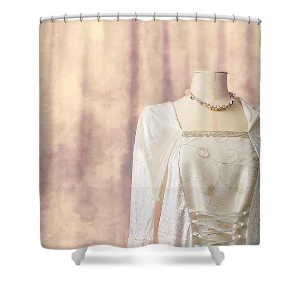 Tailors Dummy Shower Curtain