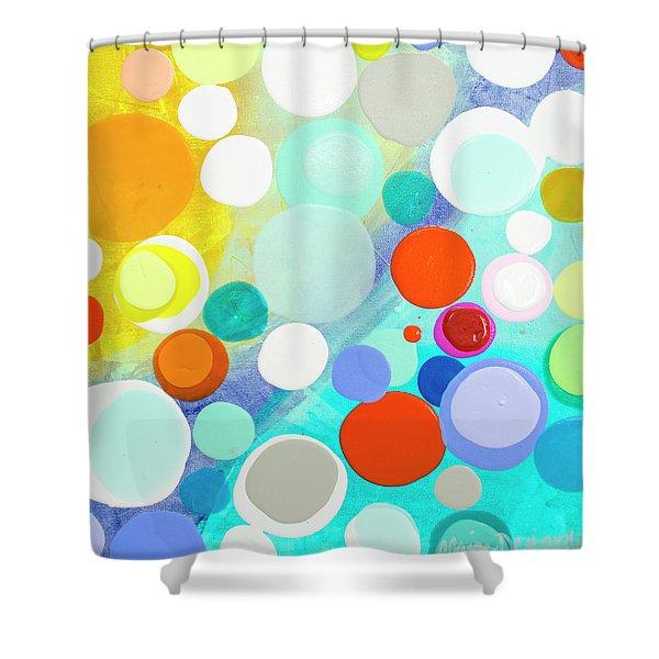 Take A Sip Shower Curtain