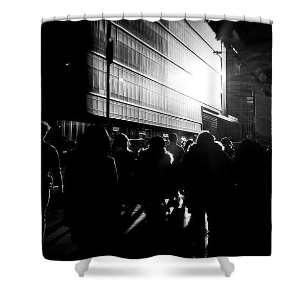 Take A Stroll With Me Once Again Shower Curtain