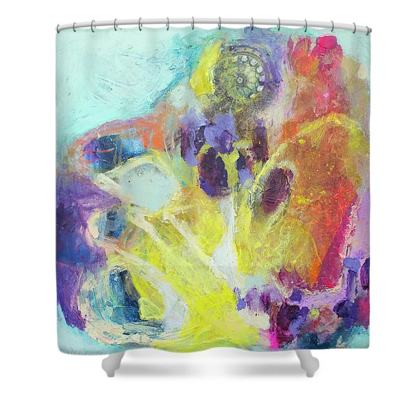 Take It To Heart Shower Curtain