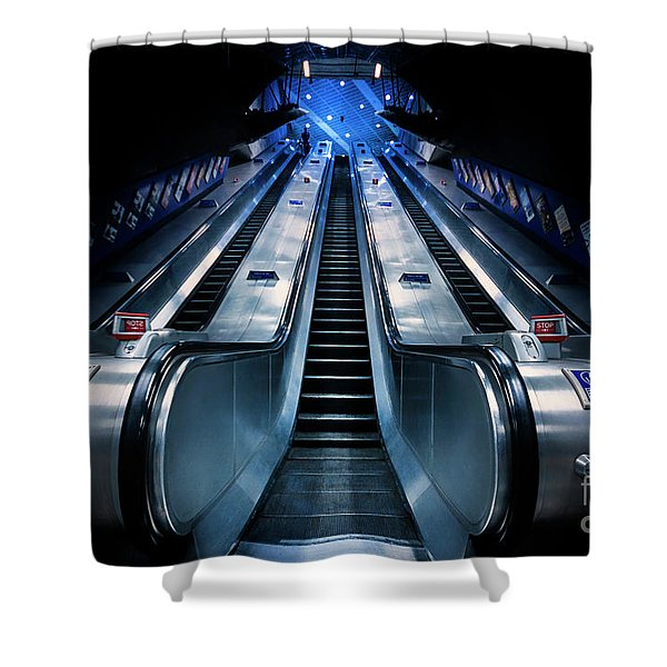 Take It To The Top Shower Curtain