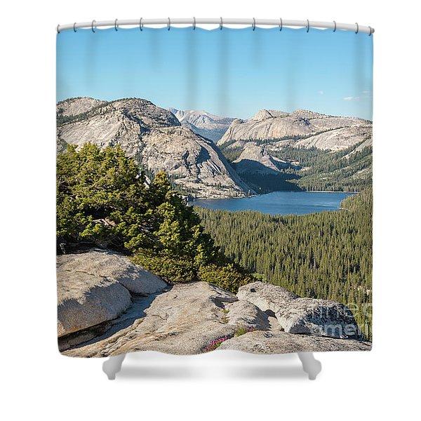 Tanaya Lake  Shower Curtain