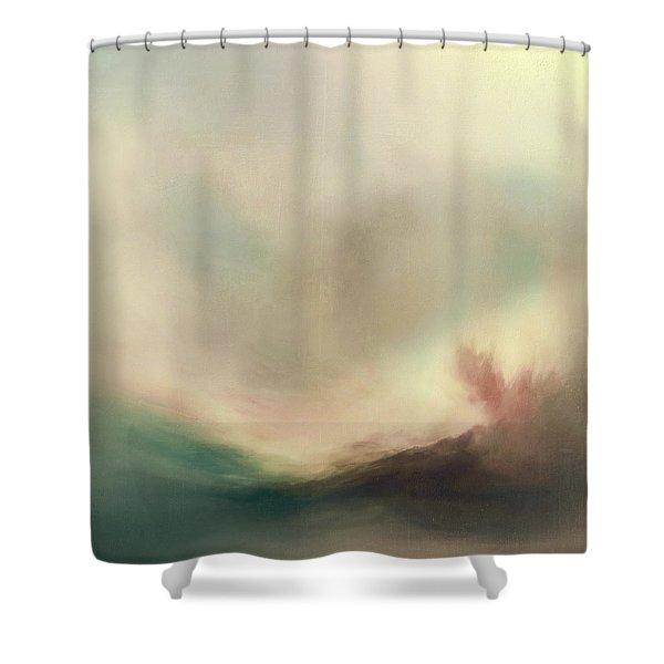 Tangent Shower Curtain