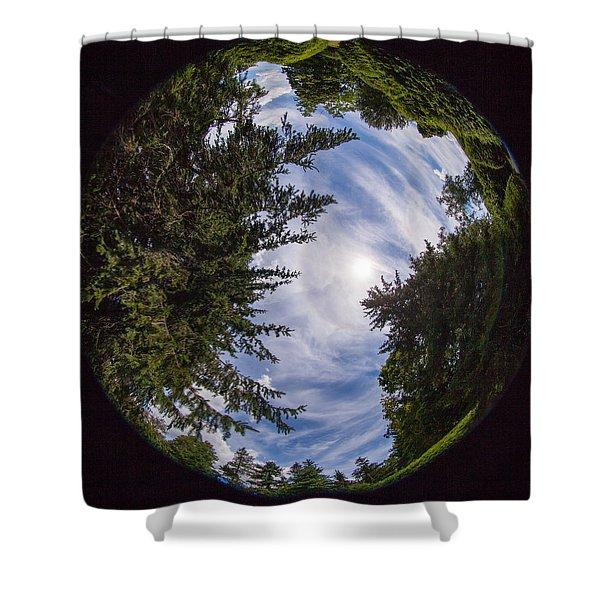The Berkshires 944 Shower Curtain