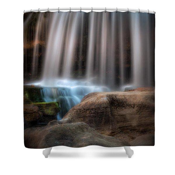 Tanyard Creek 2 Shower Curtain