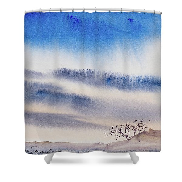 Tasmanian Skies Never Cease To Amaze And Delight. Shower Curtain