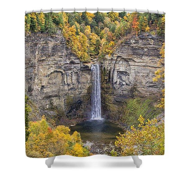 Taughannock Falls Shower Curtain