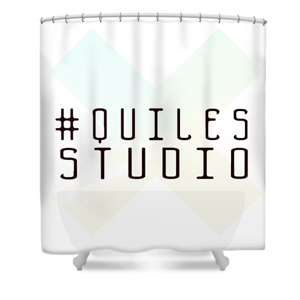 Team Quiles Shower Curtain