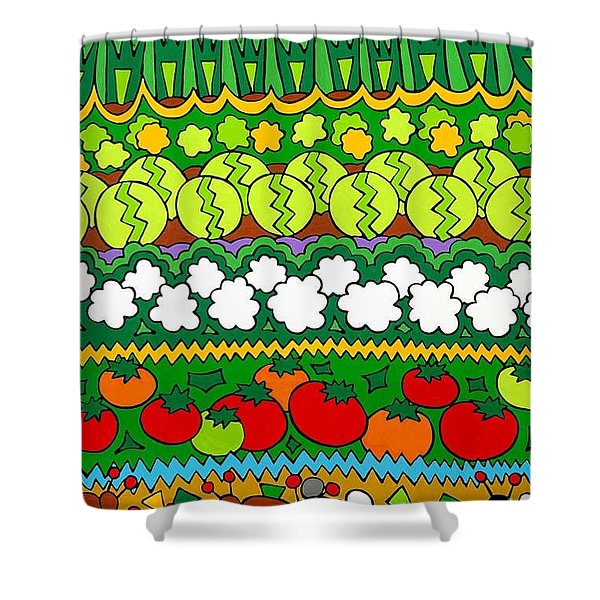 Teamsters Shower Curtain