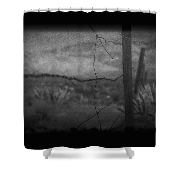 Tell Me Shower Curtain