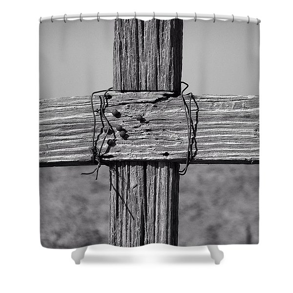 Terlingua Shower Curtain