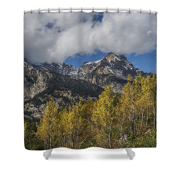 Teton Magic Shower Curtain