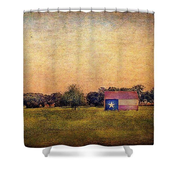 Texas Morn' Shower Curtain