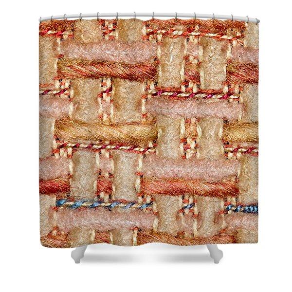 Texture 662 Shower Curtain
