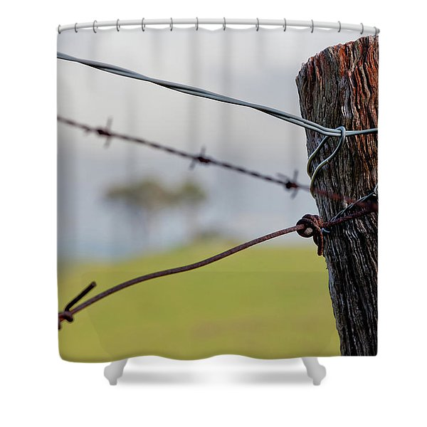 That Country Feel Shower Curtain